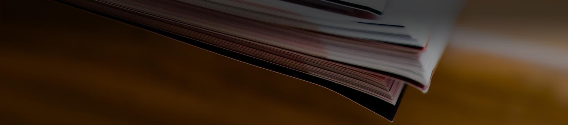 strony w książce